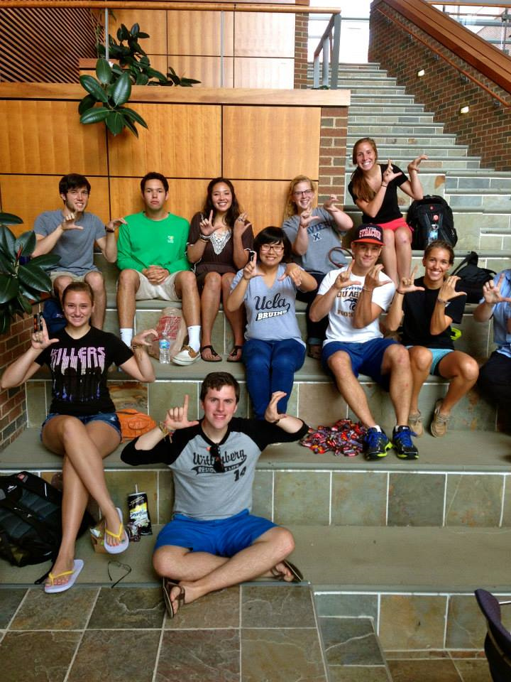 New Clubs Form at Wittenberg