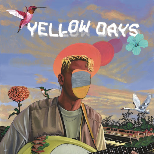 British singer/songwriter Yellow Days' sophomore LP,