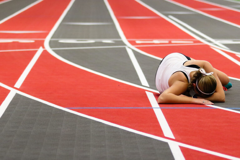 Photos: Track and Field Intra-Squad Scrimmage