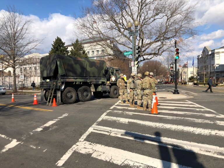 OPINION: Inauguration security dissuaded protests and toxified the atmosphere in D.C.